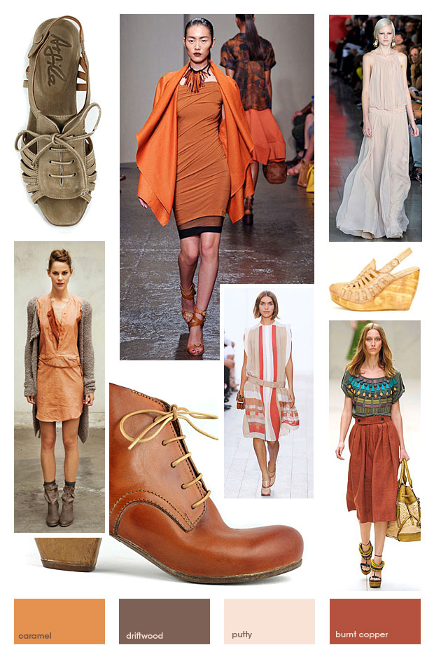 re-souL spring color story : new neutrals