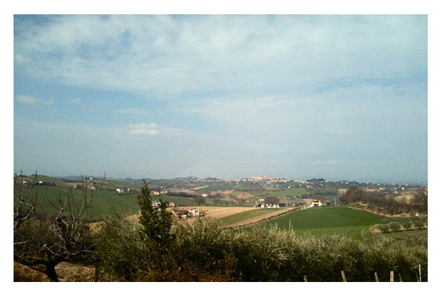 re-souL in italy : morrovale countryside