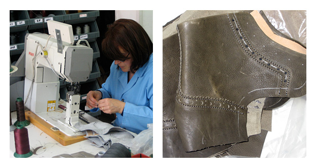 re-souL in italy : moma factory sewing