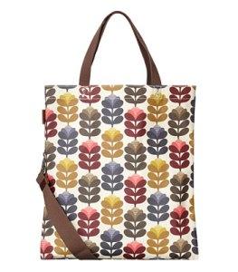 Orla Kiely Bookbag in Multi - resouL.com