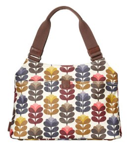 Orla Kiely Shoulder Bag in Multi - resouL.com