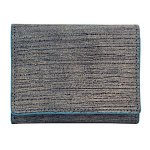 J.Fold Flatpanel Trifold wallet in Grey