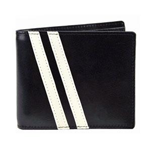 J.Fold Roadster wallet in Black