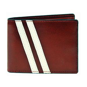 J.Fold Roadster wallet in Red