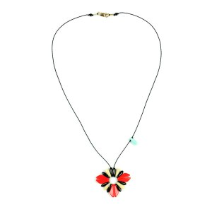 I. Ronni Kappos Flower Necklace - re-souL