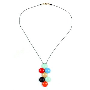 I. Ronni Kappos Discs Necklace - re-souL