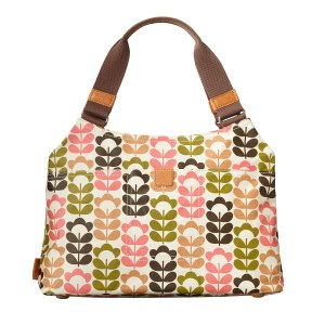 Orla Kiely Classic Shoulder Bag - re-souL
