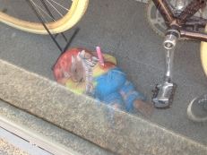 Oh no! Who killed the gnome?