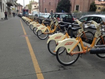 Rental Bikes in Brera