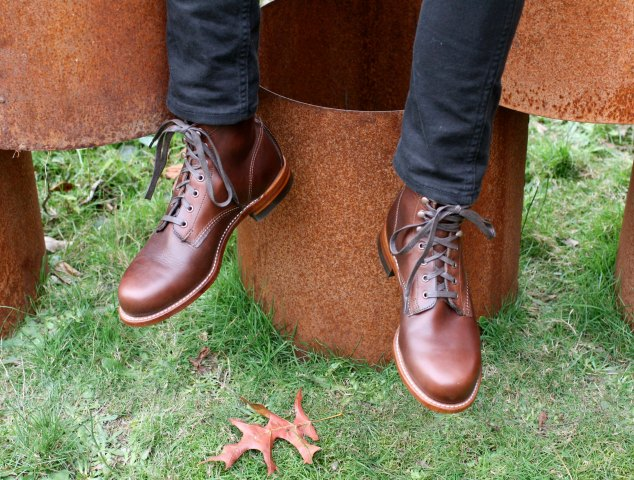 Wolverine 1000 boot - Torin's staff pick