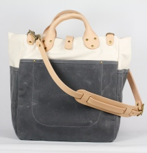 Winter Session Garrison Tote