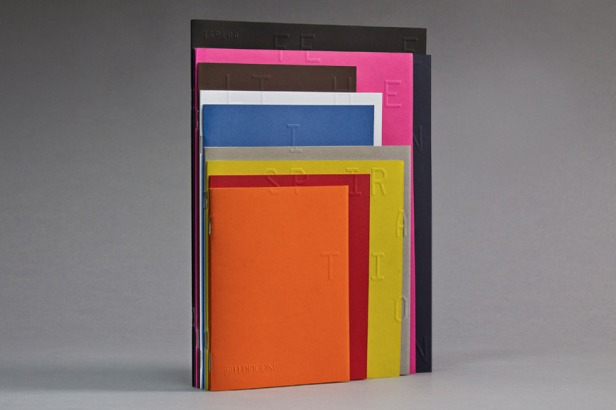 Ispira Visual Book by Fedrigoni