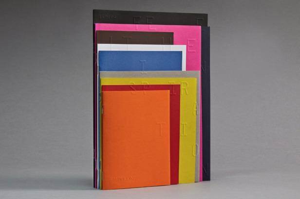 Ispira Visual Book by Fedrigoni