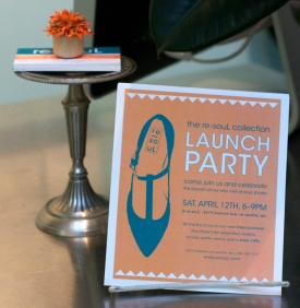launch party invitation