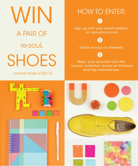 re-souL shoes contest