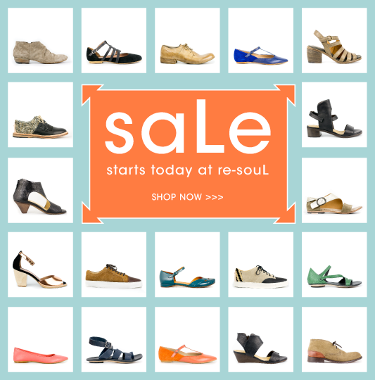 summer saLe at re-souL