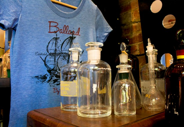 Space Oddity, custom t-shirts, beakers
