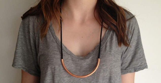 Maslow Copper Standard Necklace
