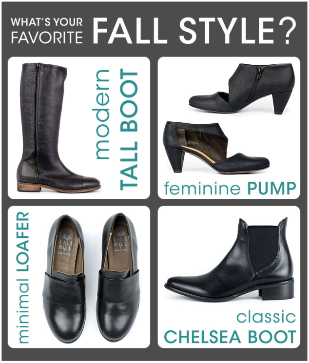 What's your favorite Fall style?