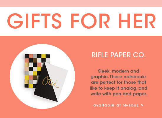 GALS GIFT GUIDE: Rifle Paper Co.