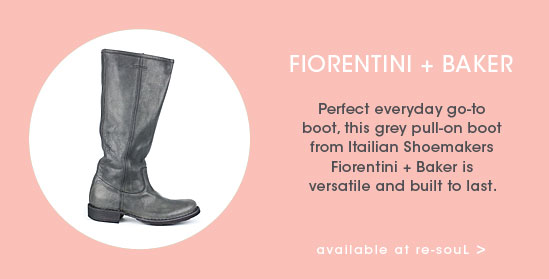 GALS GIFT GUIDE: Fiorentini + Baker