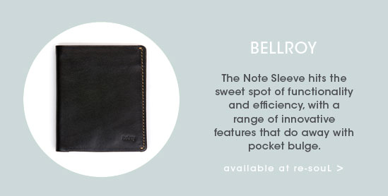 GIFT GUIDE: Bellroy