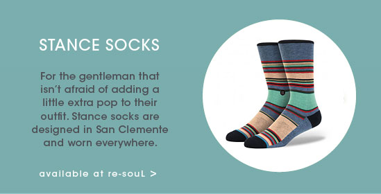 GIFT GUIDE: Stance Socks