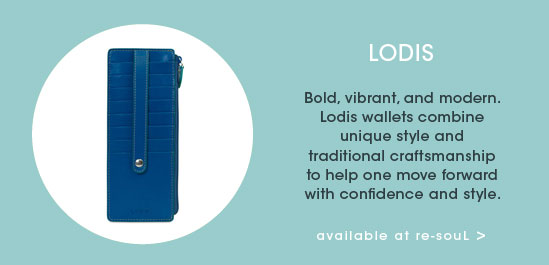 STOCKING STUFFER GIFT GUIDE: Lodis Women's Wallets