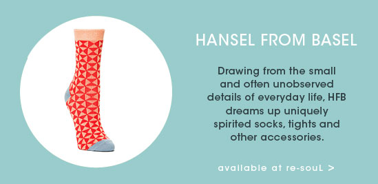STOCKING STUFFER GIFT GUIDE: Hansel from Basel