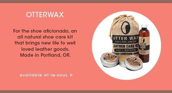 STOCKING STUFFER GIFT GUIDE: Otter Wax
