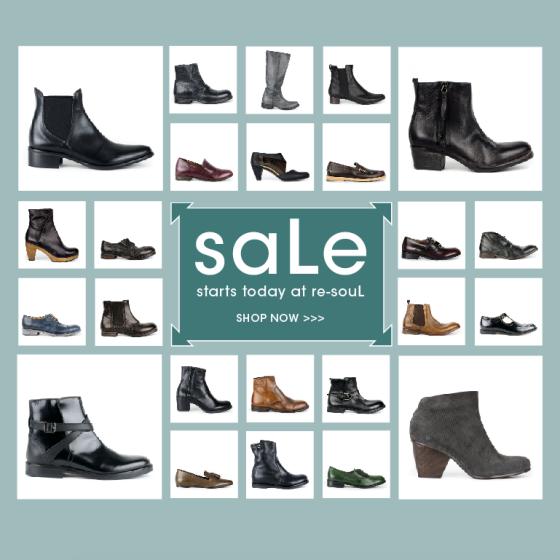 Winter Shoe Sale ~ Women's and Men's