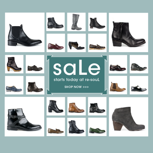 Winter Shoe Sale ~ Women's and Men's