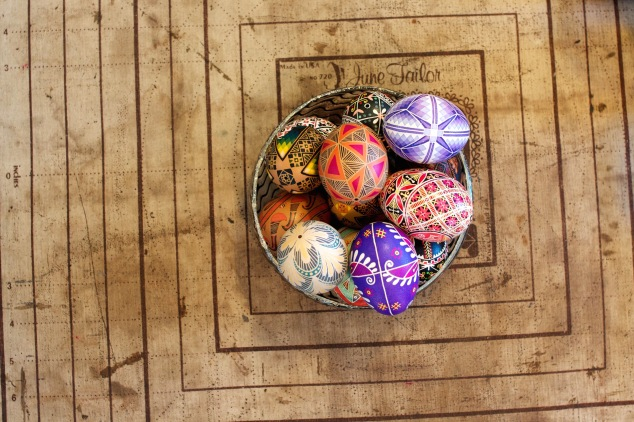 Miishka Handbags Studio - Pysanky Eggs
