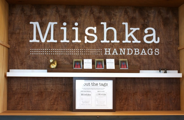 Miishka Handbags Studio