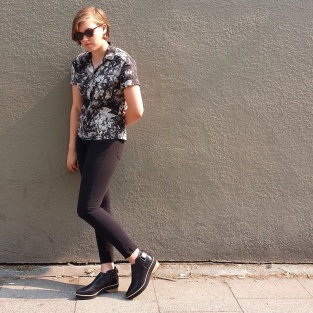 "Katie is Currently Coveting the Kupuri ""726"" Flatforms"