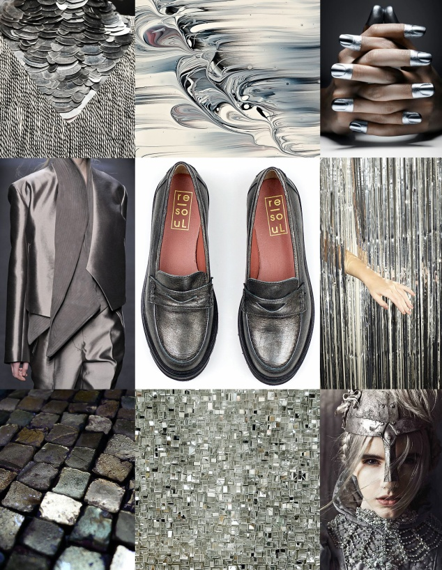 Shoe Mood: Pewter re-souL loafers