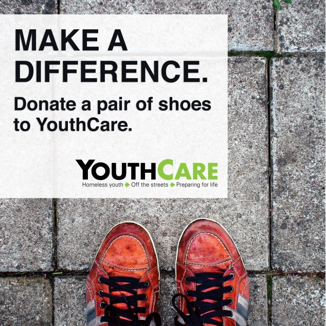 re-souL shoe drive youthcare