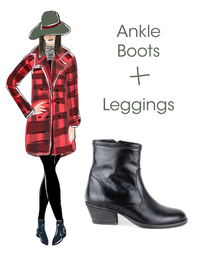 What to Wear with Fiorentini + Baker Ankle Boots