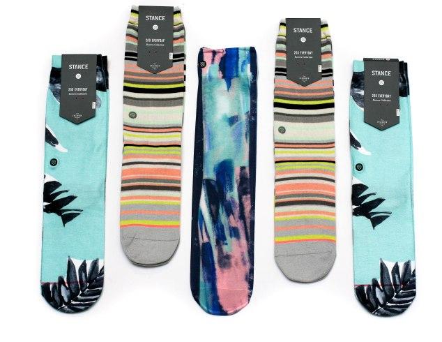 spring stance socks 2016