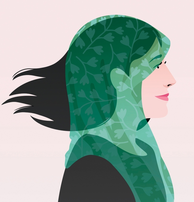 The Headscarf, Modern Turkey and Me for The New Yorker
