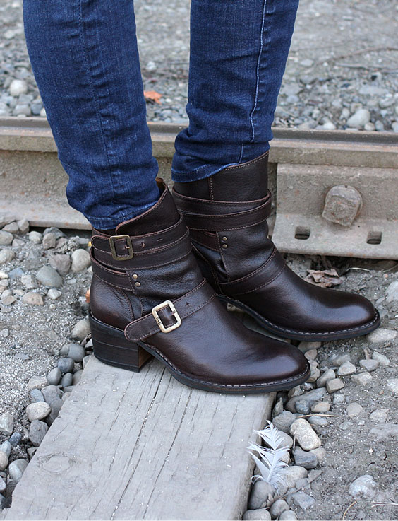 Fiorentini Baker Toky Buckle Wrap Boots