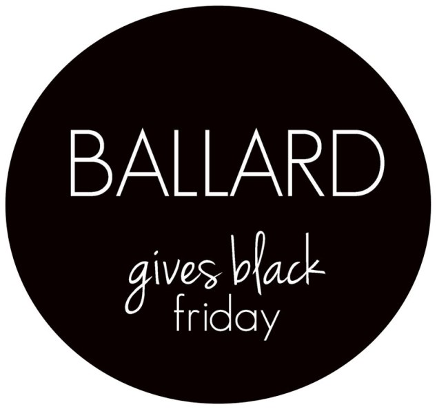 Ballard Gives Black Friday