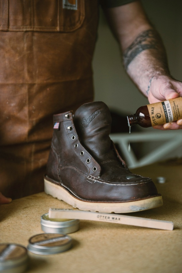 Shoe Care Happy Hour with Otterwax