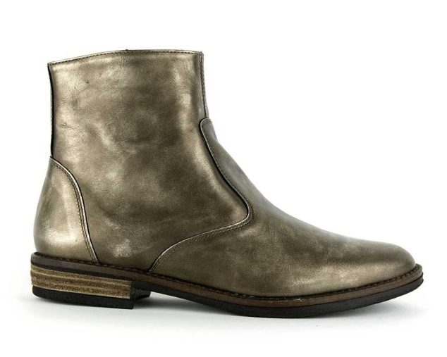 re-souL Iris Bronze Metallic Boot